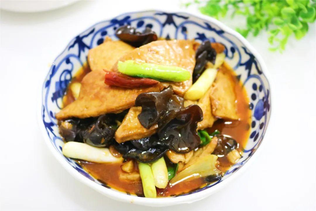 豆腐这样做太好吃了,软嫩入味,给肉都不换