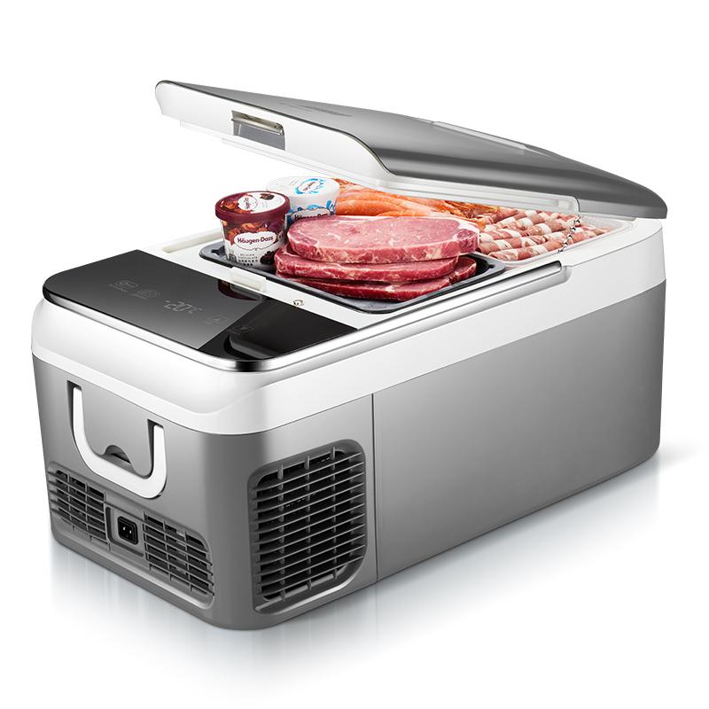 科敏车载冰箱压缩机 制冷12V24V冷冻冷藏小型冰柜