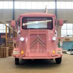 雪铁龙餐车景区商用冰淇淋奶茶咖啡雪糕车流动餐饮车