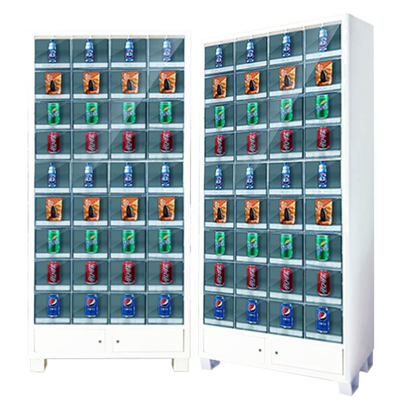 格子柜自动售货机 迷你自助售货柜 无人超市