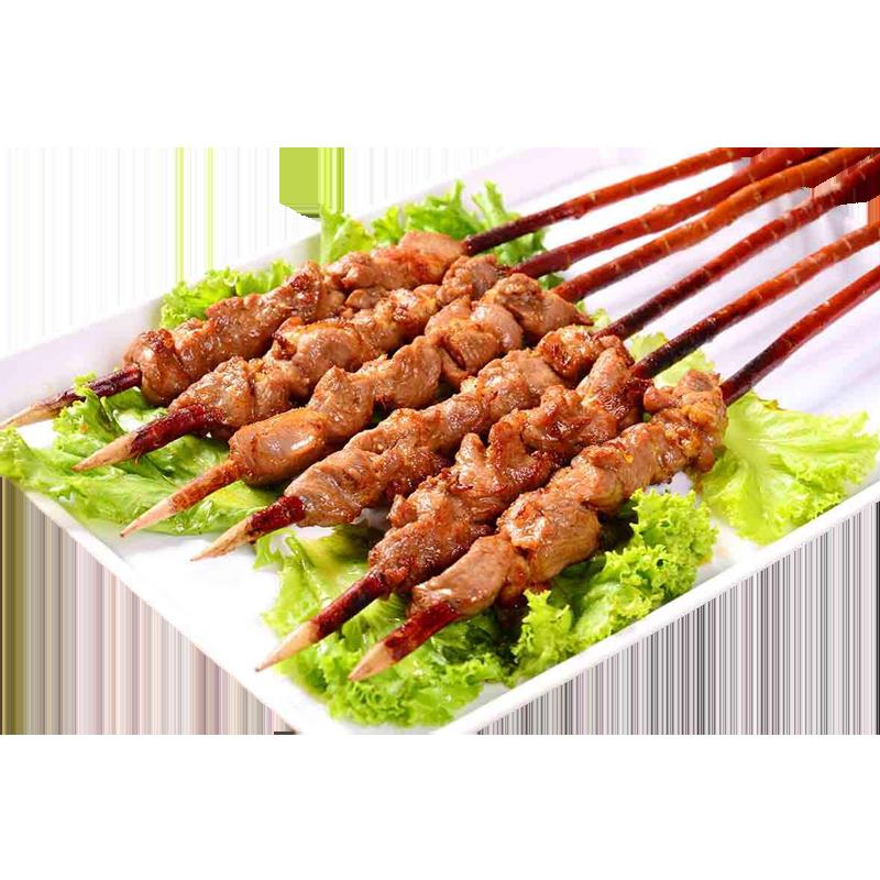 东北锦州烧烤烤串小吃技术撒料配方商用视频开店创业培训锡纸教程