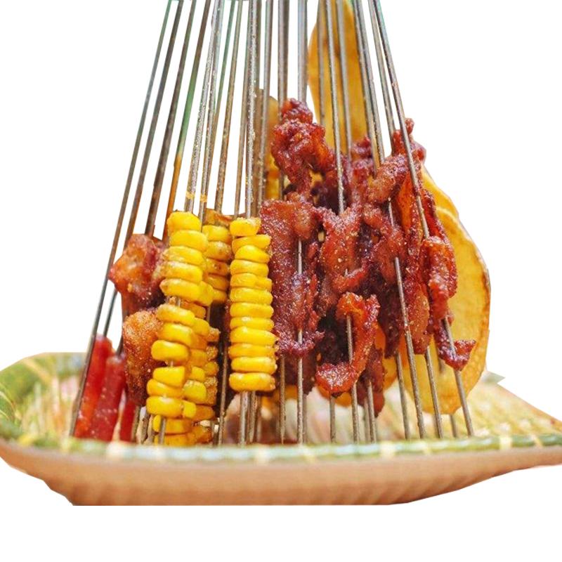 商用炸串配方油炸烧烤刷酱秘制撒料小吃技术配方视频培训开店教程