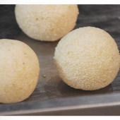空心麻团麻园麻圆麻球商用早餐早点特色小吃技术配方创业摆摊教程