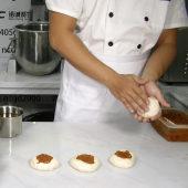 商用特色小吃土家烧饼技术配方视频教程做法摆摊早餐小吃技术配方